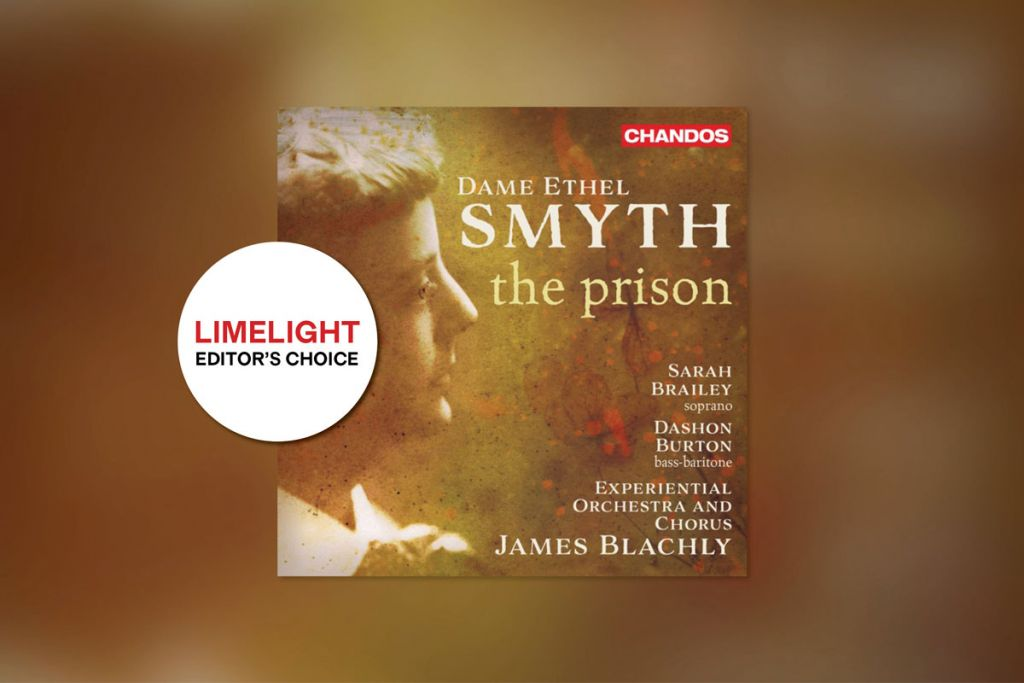Ethel Smyth The Prisone Album Artwork