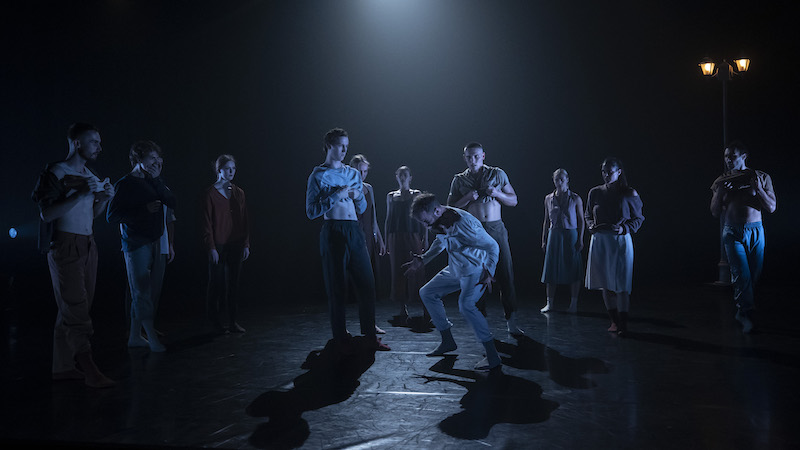 Sydney Dance Company: New Breed