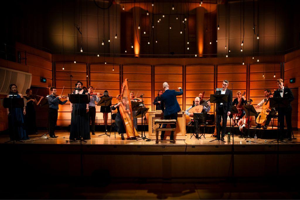 Pinchgut Opera Charpentier's Messe di Minuit