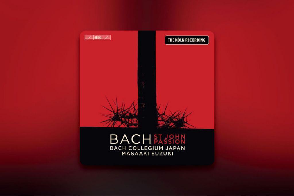 Bach Collegium Japan album artwork