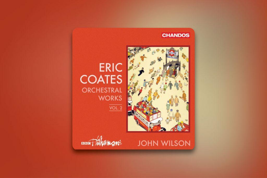 Coates album artwork