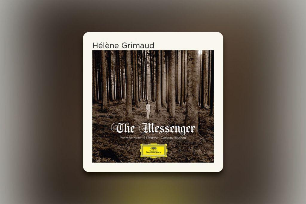 Helene Grimaud's The Messenger