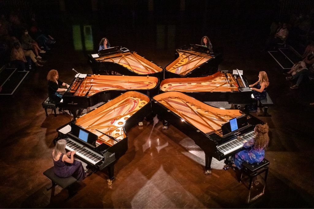 12 Hands 6 Grands at Sydney Festival
