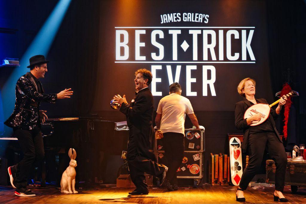 James Galea's Best Trick Ever