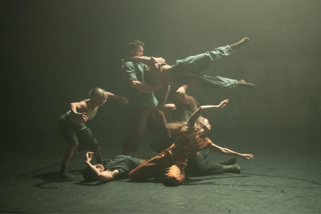 Australasian Dance Collective's Aftermath