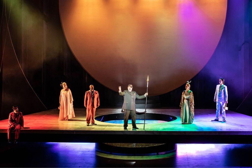 Melbourne Opera Das Rheingold