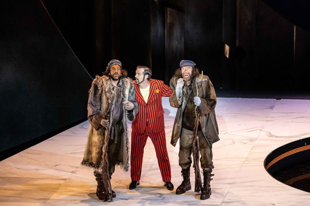 Melbourne Opera's Das Rheingold