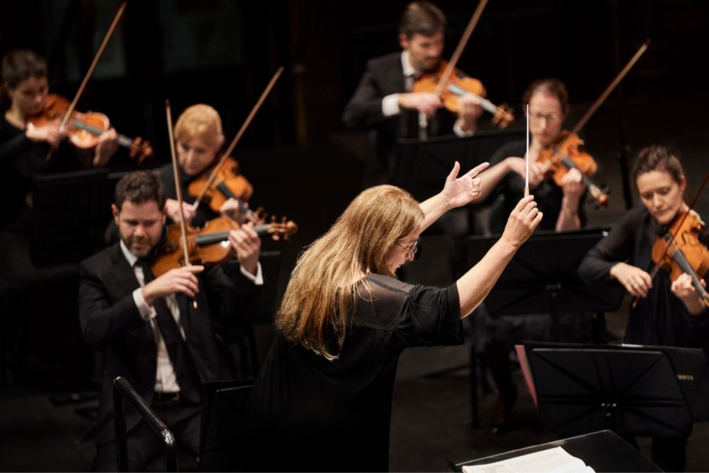 Simone Young and the Sydney Symphony Orchestra