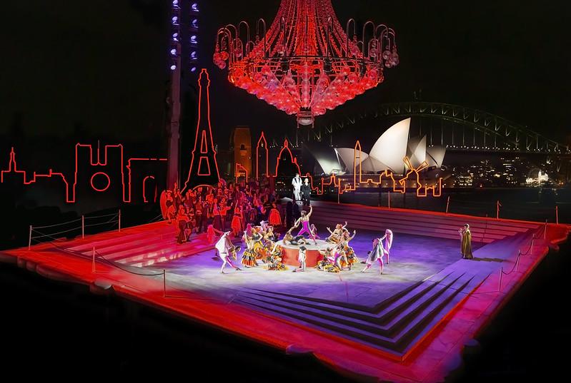 Handa Opera on Sydney Harbour: La Traviata, 2021