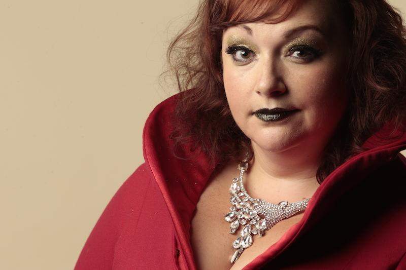 Australian soprano Helena Dix