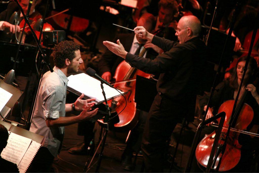 Lior and Nigel Westlake perform Compassion