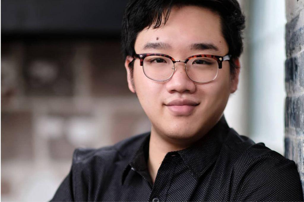 Pianist Matthew Xiong