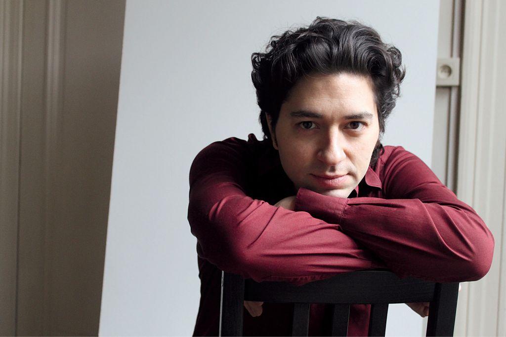 Pianist Sergio Tiempo
