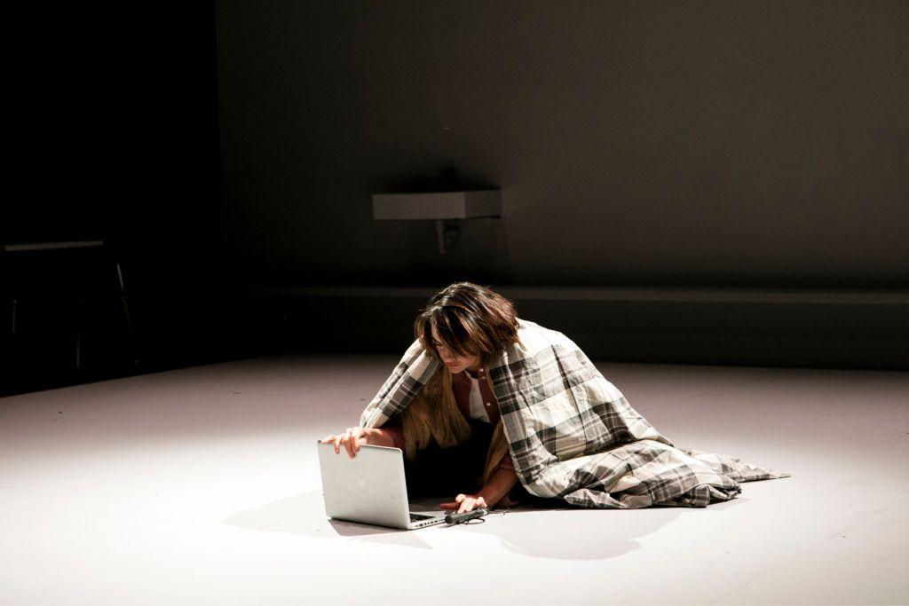 Sheridan Harbridge in Stop Girl