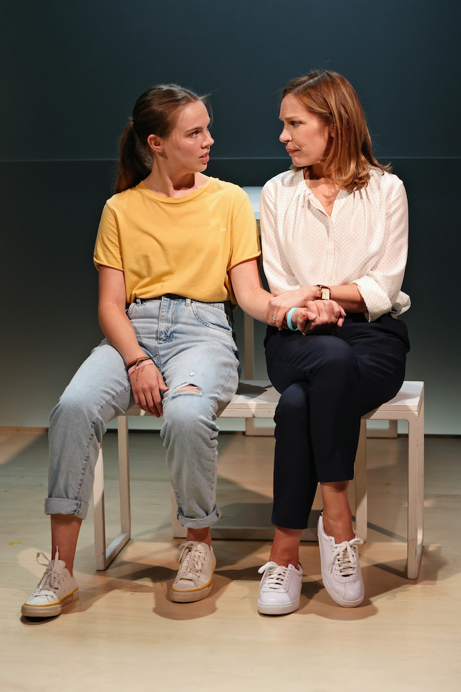 Poppy Lynch as Sophie and Lucy Bell as Honor in HONOUR Credit_Prudence Upton