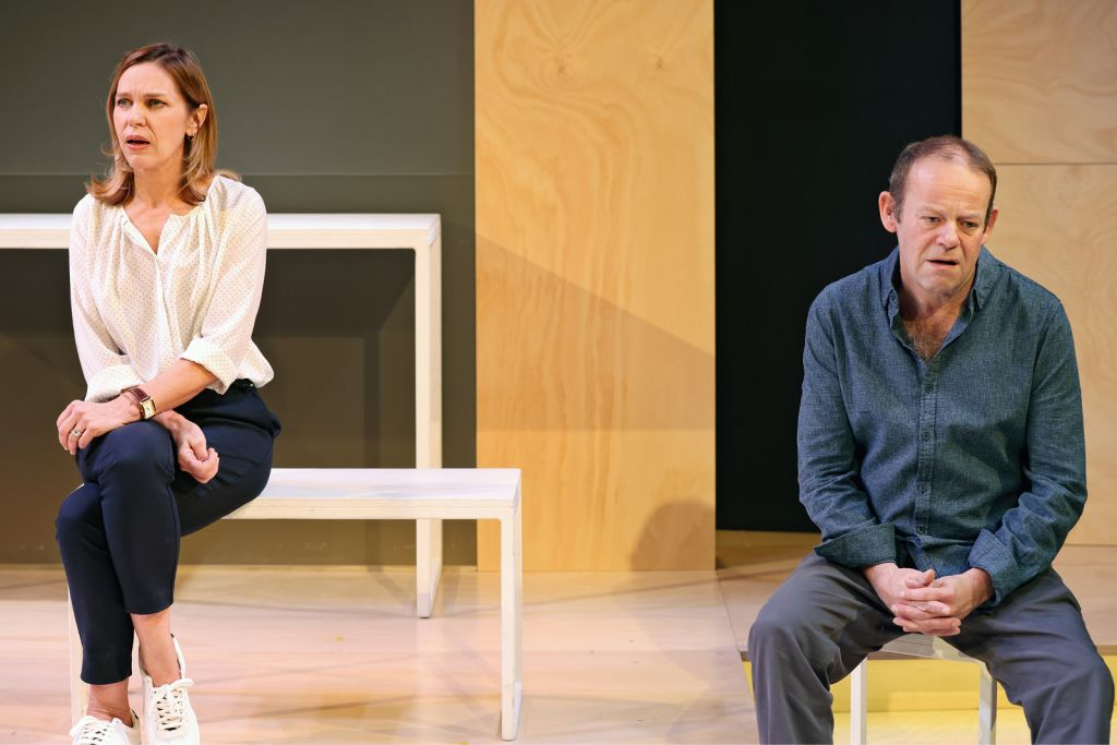 Lucy Bell as Honor and Huw Higginson as George in HONOUR Credit_Prudence Upton