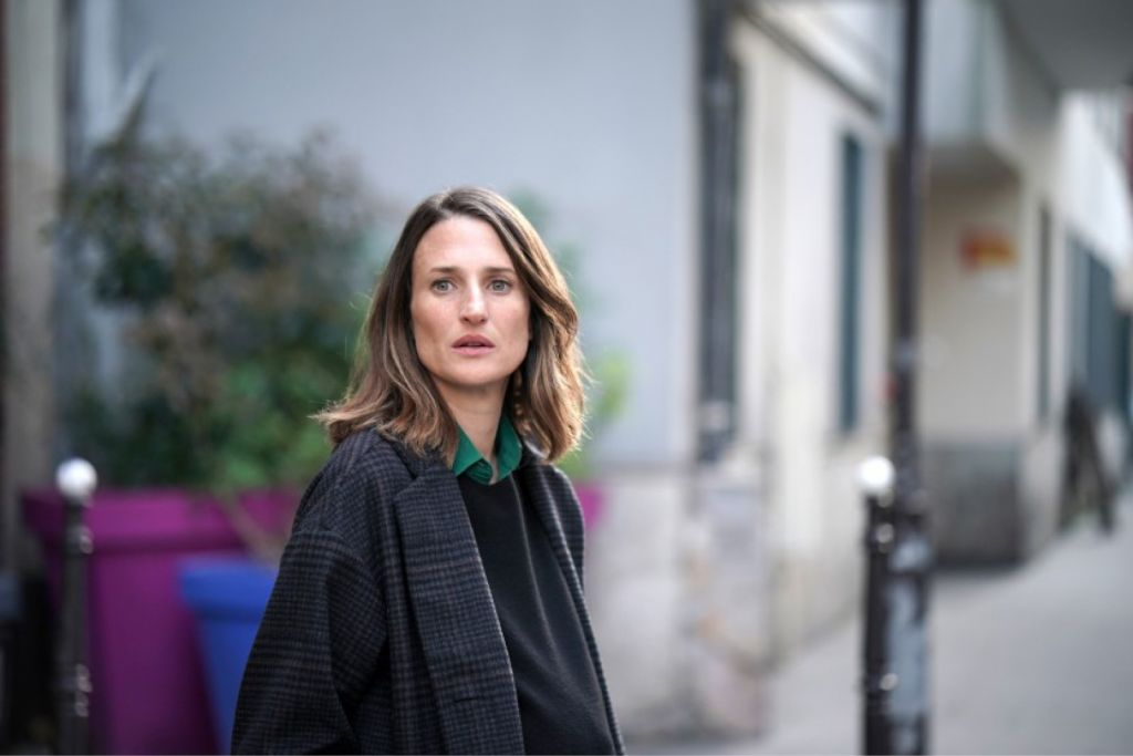 Camille Cottin in Call My Agent
