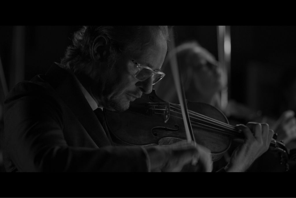 Richard Tognetti in Bach and the Beyond