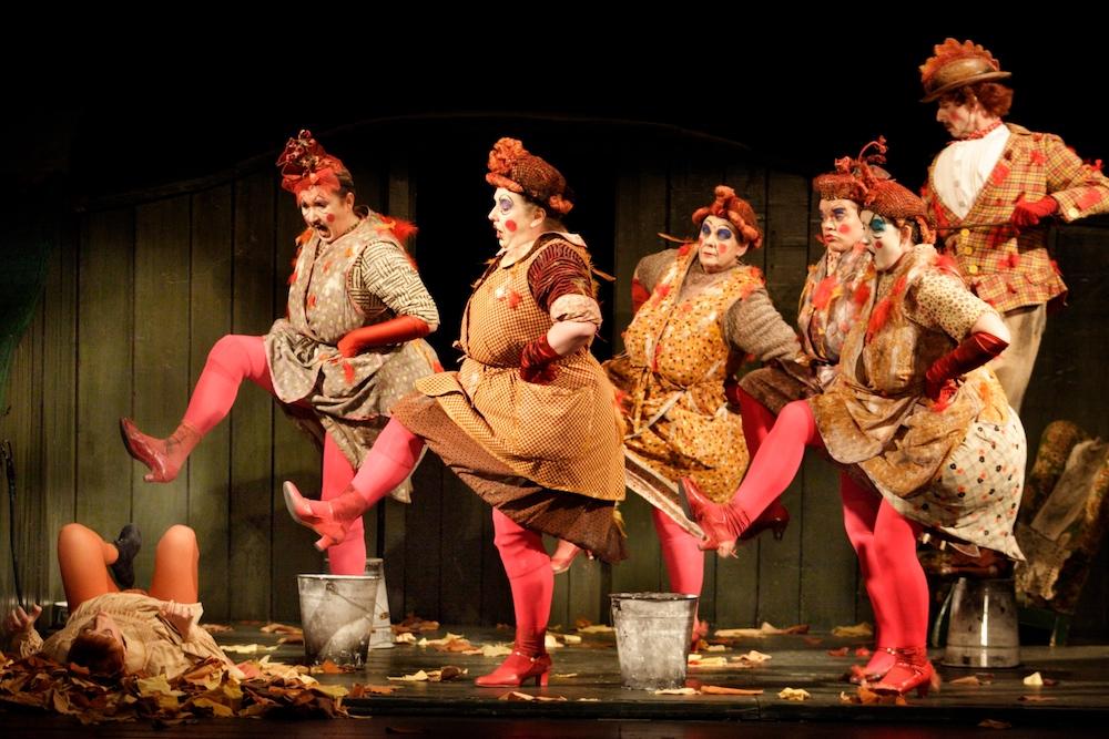 Welsh Ntional Opera's The Cunning Little Vixen