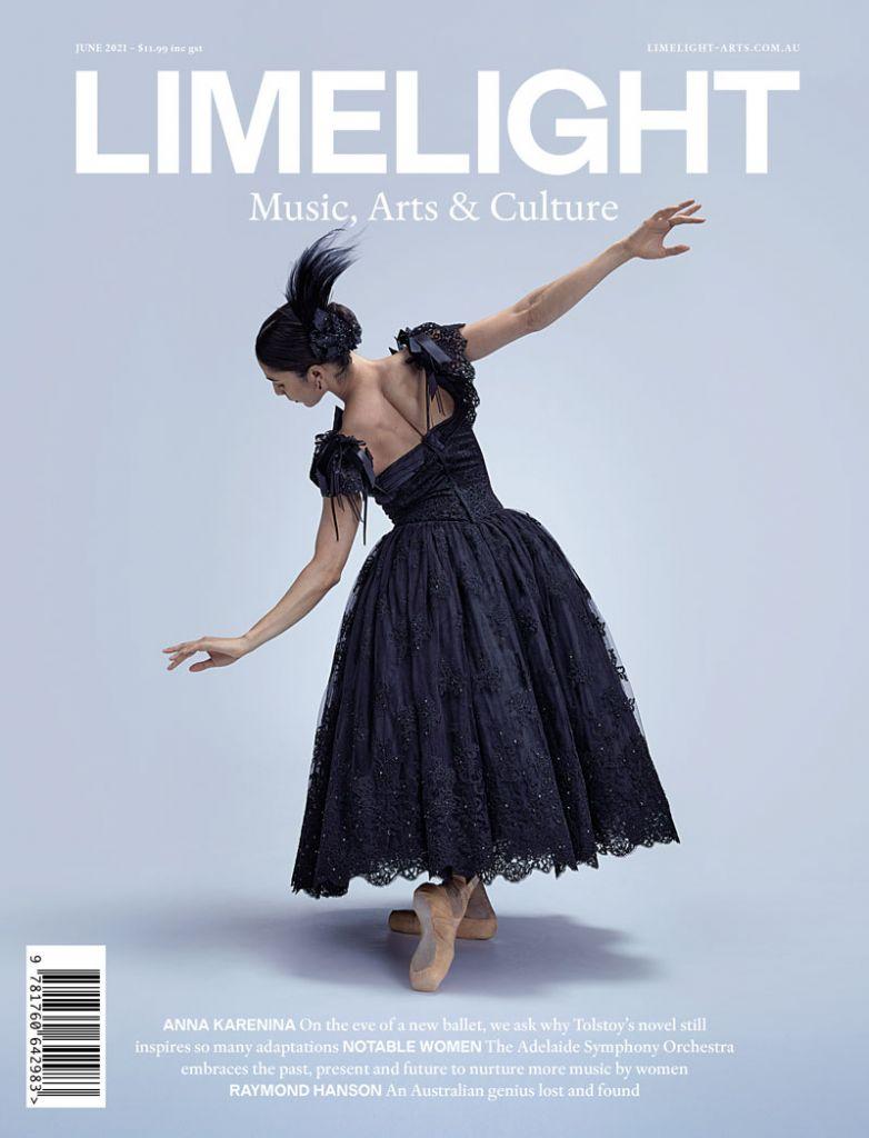 June 2021 Limelight cover
