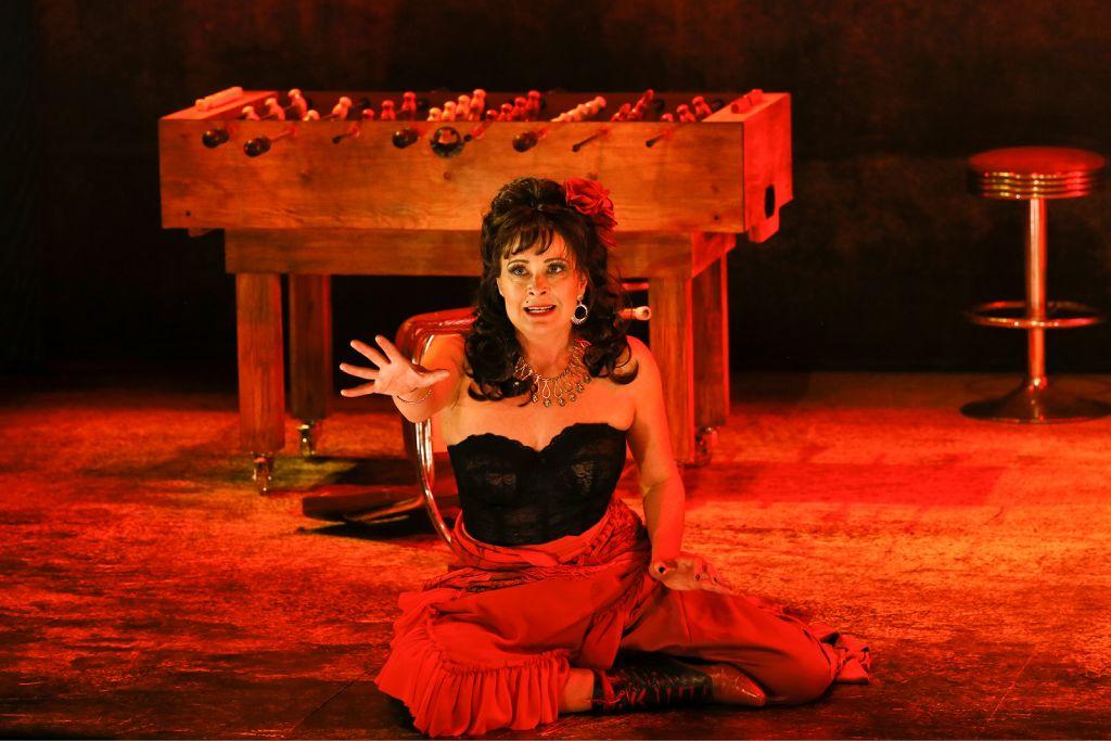Angela Hogan in Opera Australia's Carmen