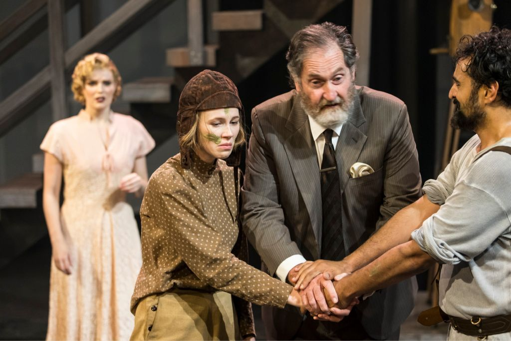Queensland Theatre's Taming of the Shrew