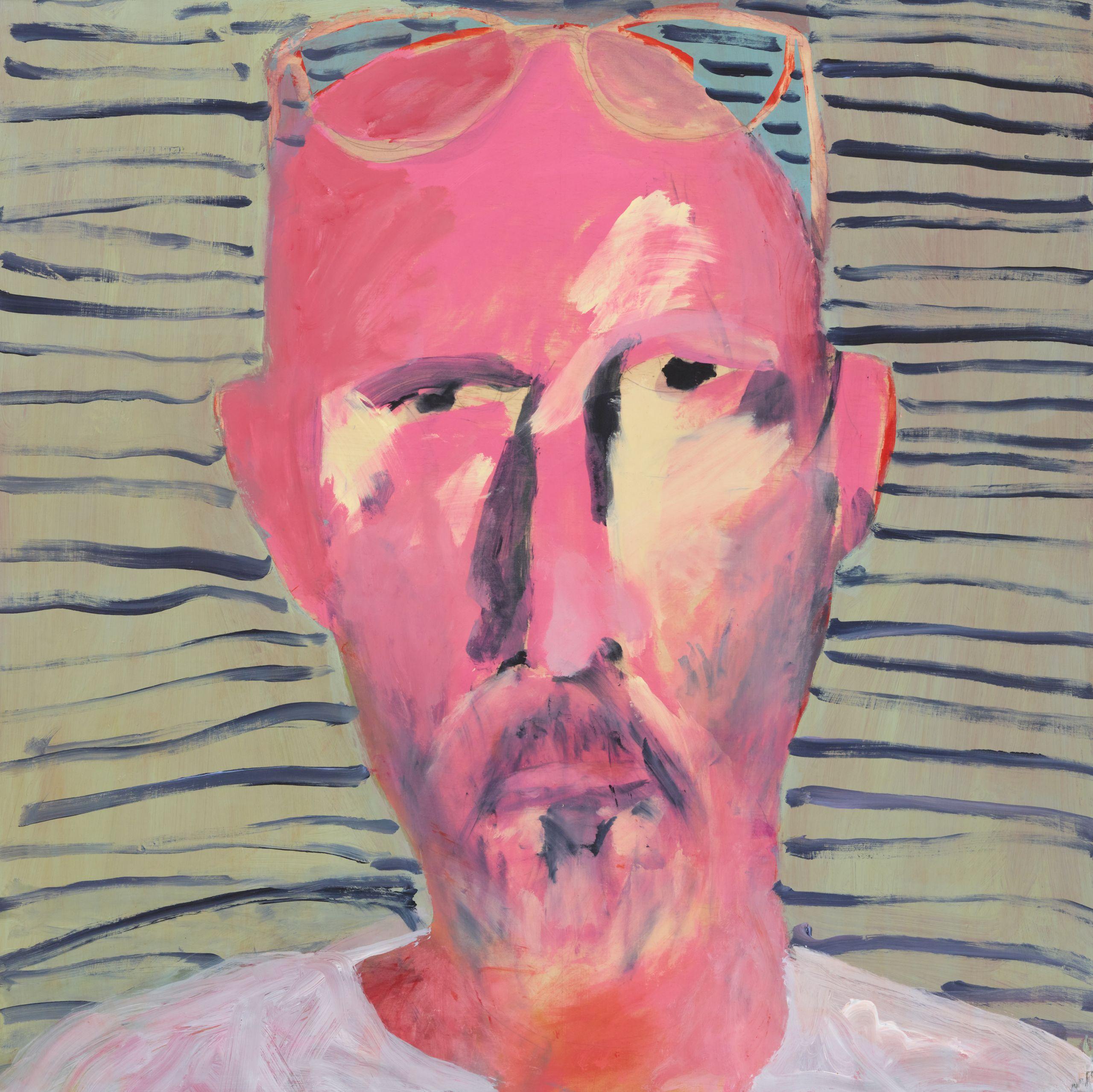 Archibald Prize finalist Peter Berner