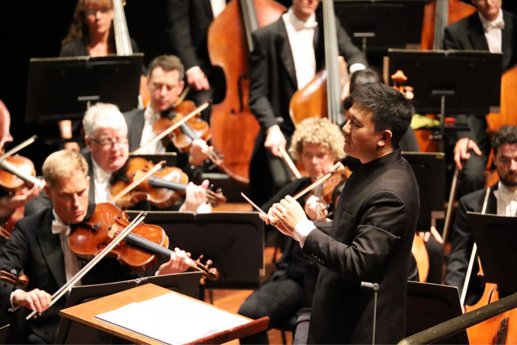 Thaddeus Huang and WASO