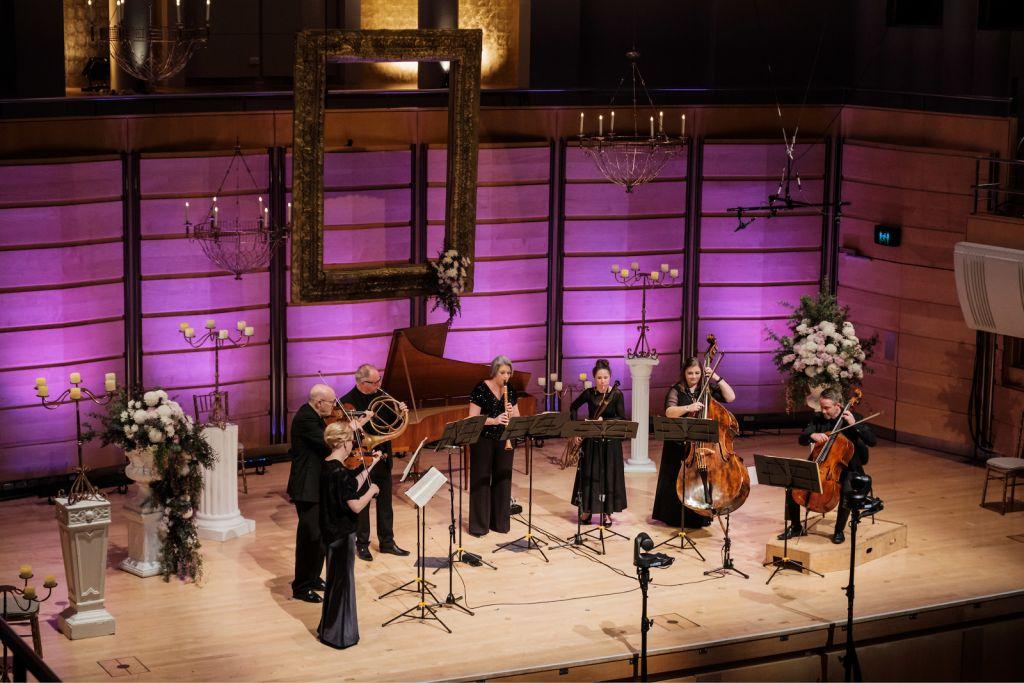 The Australian Romantic & Classical Orchestra. Photo © Robert Catto