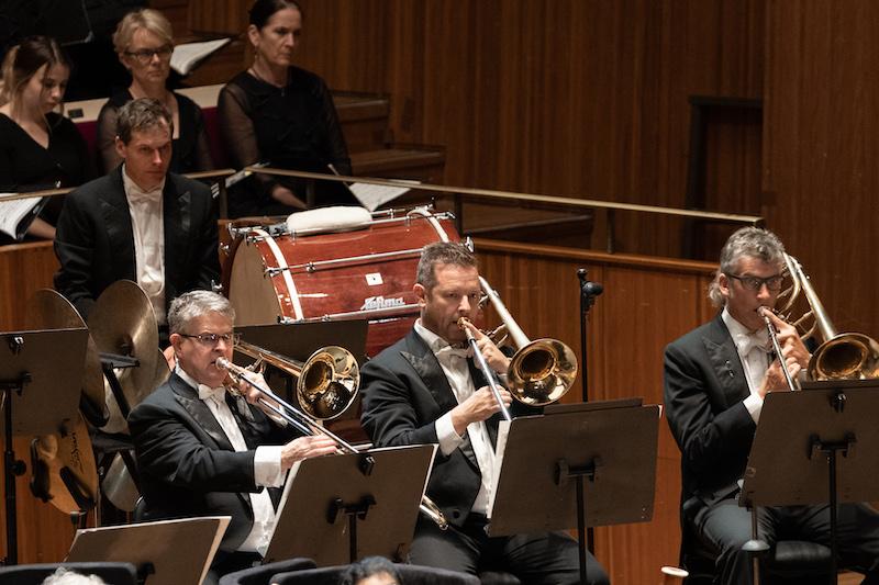 Sydney Symphony Orchestra's Scott Kinmont