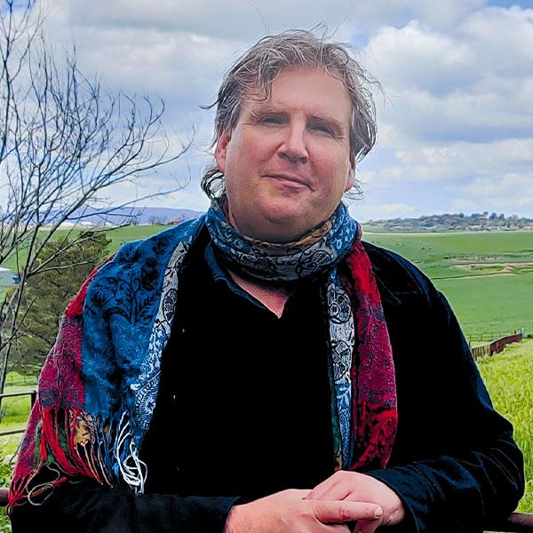 Antony Pitts
