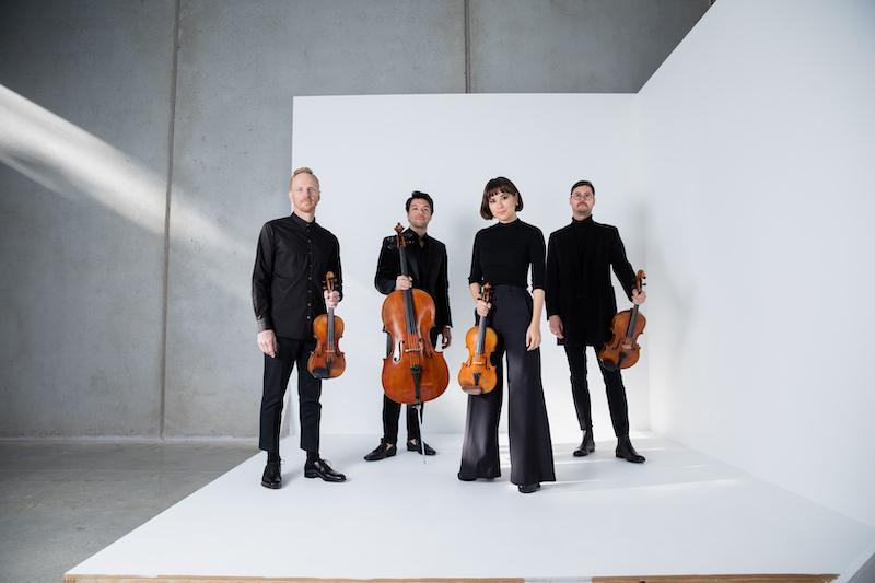 Australian String Quartet 2021