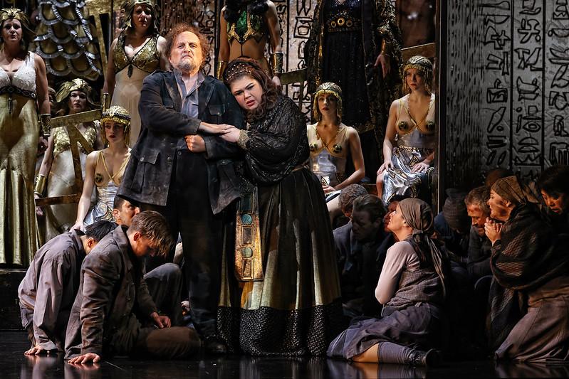 Opera Australia Aida