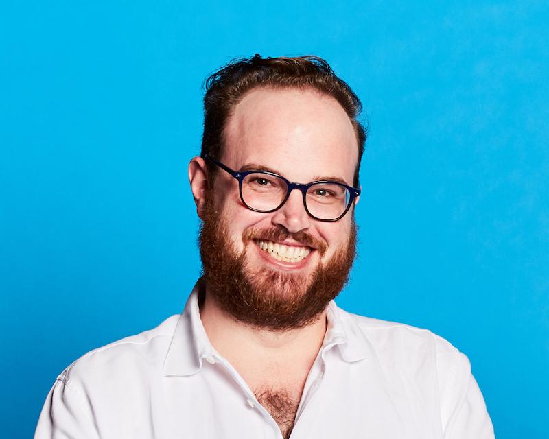 Hugh Robertson - Deputy Editor