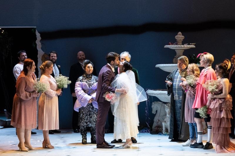 Opera Queensland Marriage of Figaro