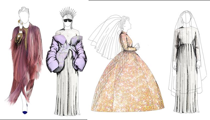 Marg Horwell designs