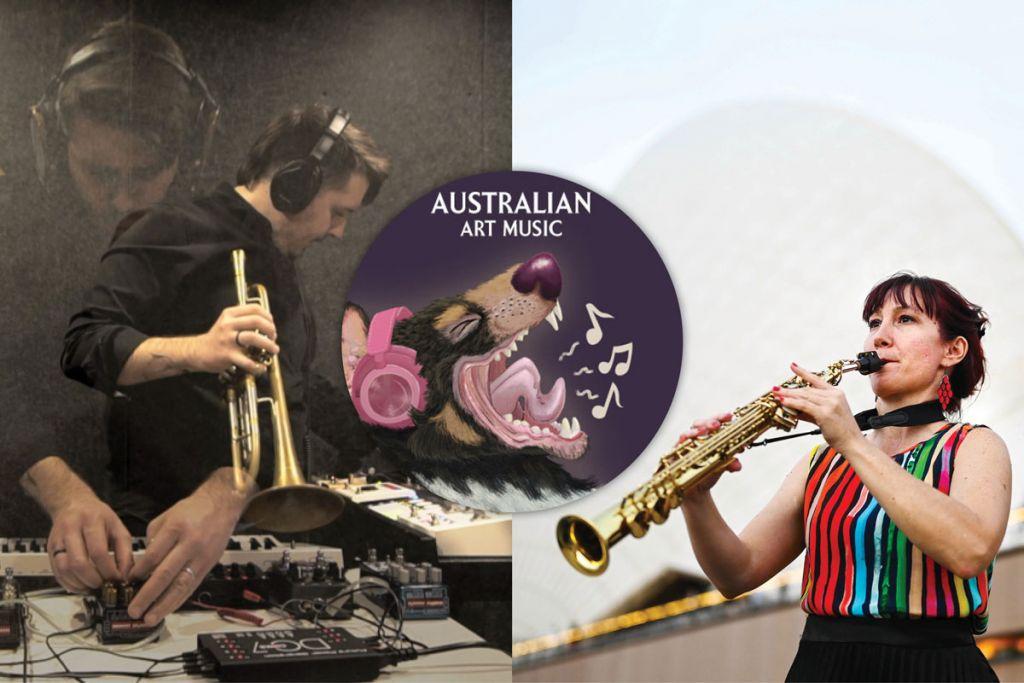 Australian Art Music playlist August 2021