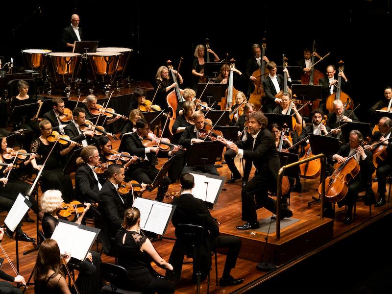 WASO Sibelius and Brahms