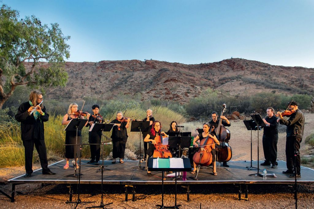 Alice Springs World Chamber Orchestra