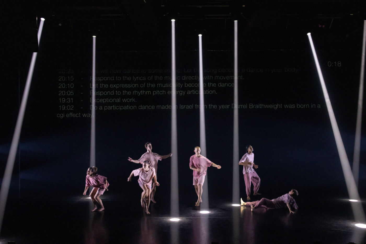 Australasian Dance Collective's Forgery