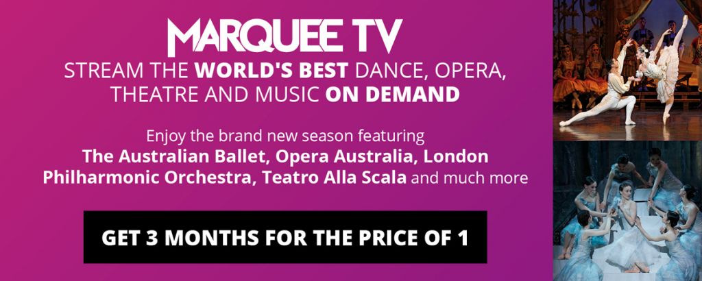 Marquee TV: Get 3 months for the price of 1