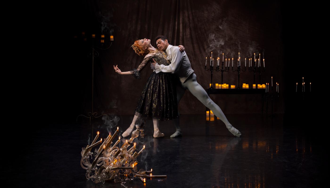 Queensland Ballet Manon