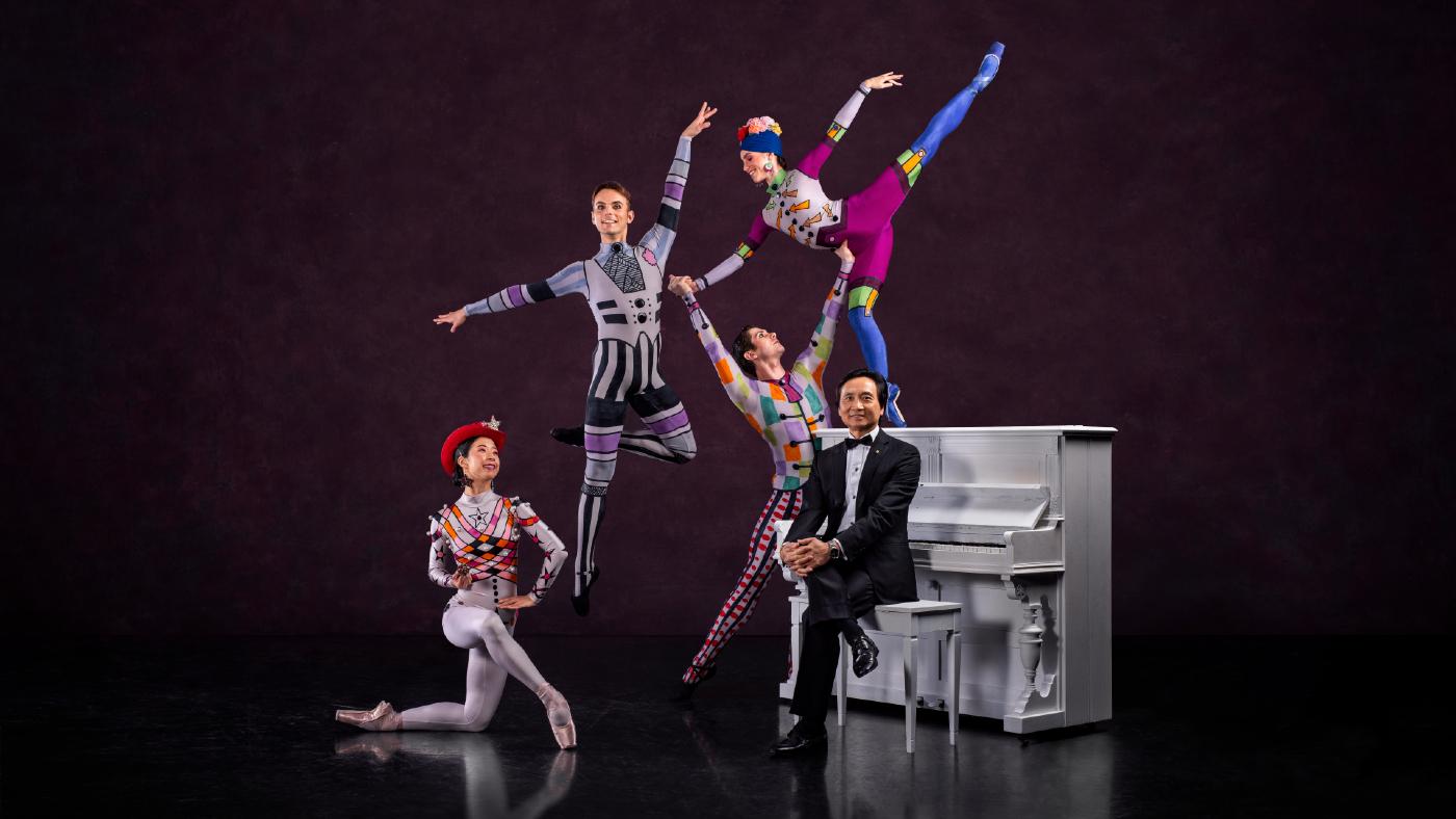 Queensland Ballet Li's Choice