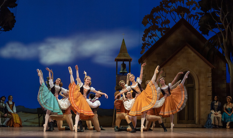 Coppélia West Australian Ballet