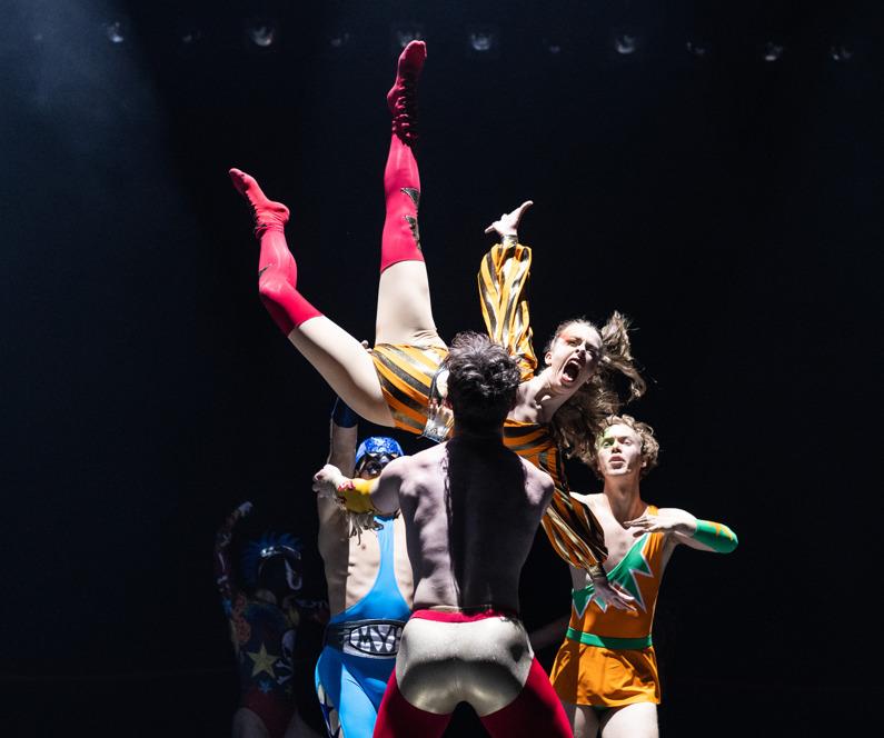 Bespoke 2021 Queensland Ballet